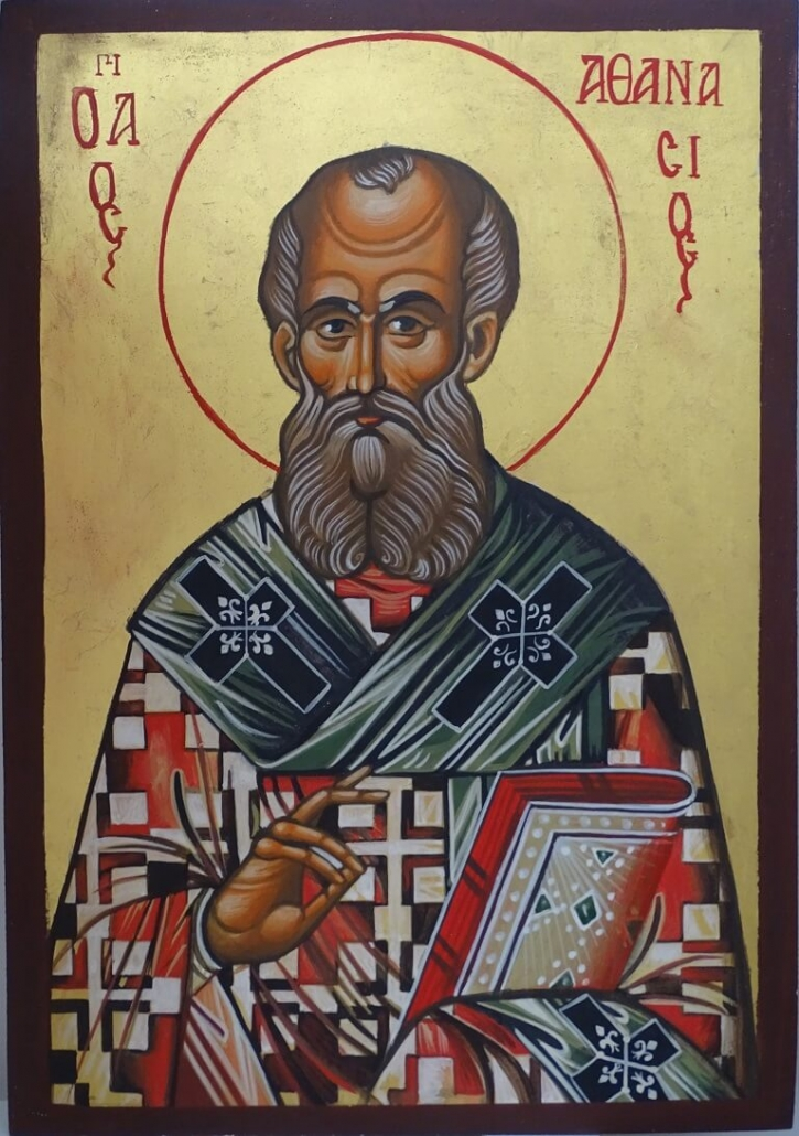 St.Atanasios-pravoslavni-ikoni